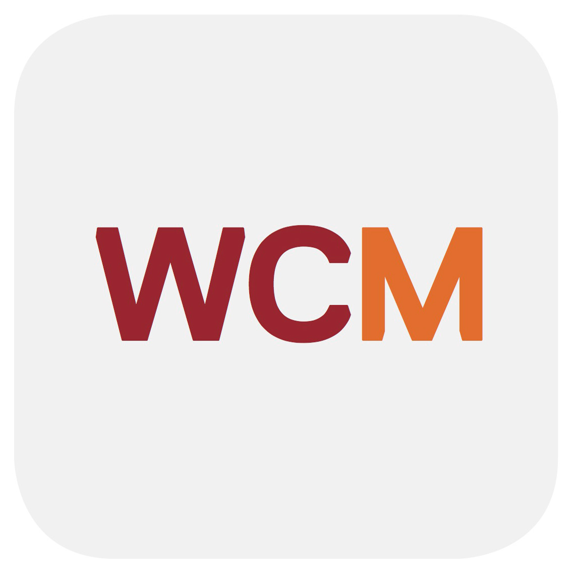 WCM Social Media Icon